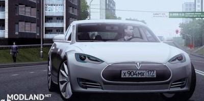 Tesla Model S [1.5.0], 1 photo